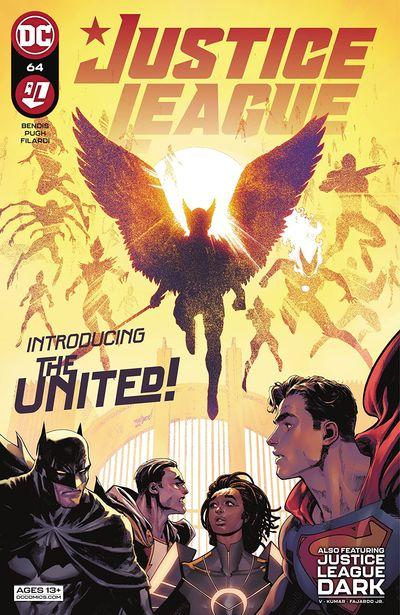 Justice League #64 (2021)