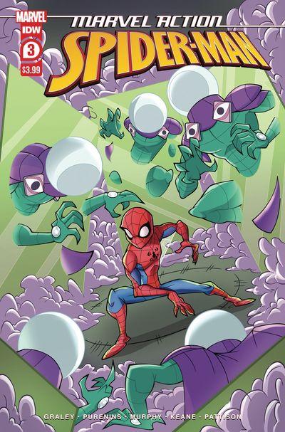 Marvel Action – Spider-Man #3 (2021)