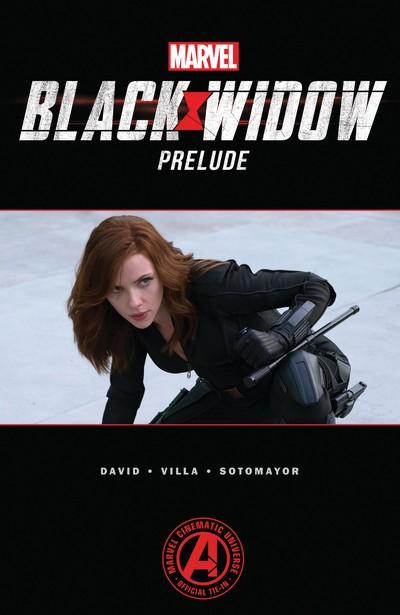 Marvel's Black Widow Prelude (TPB) (2020)