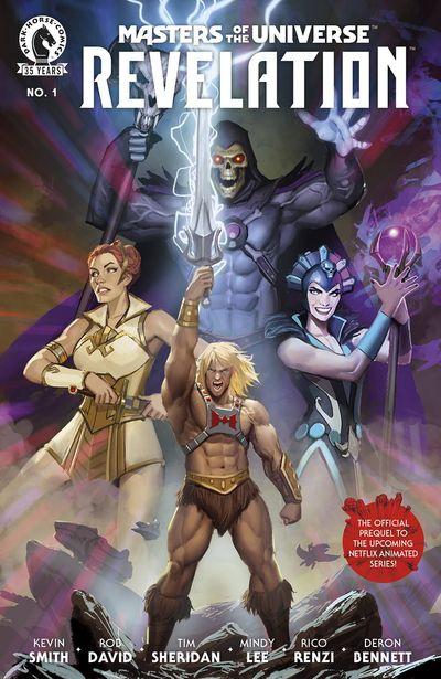 Masters of the Universe – Revelation #1 (2021)