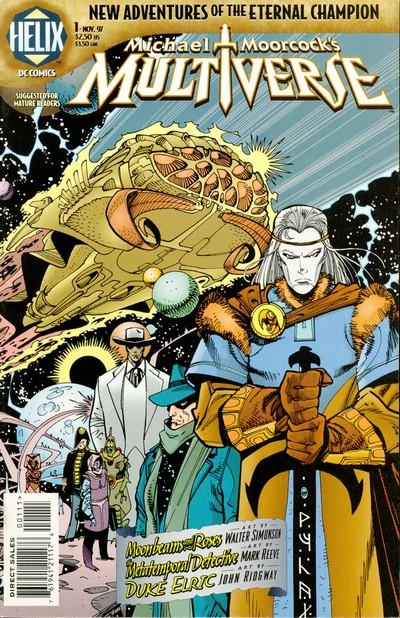 Michael Moorcock's Multiverse #1 – 12 (1997-1998)