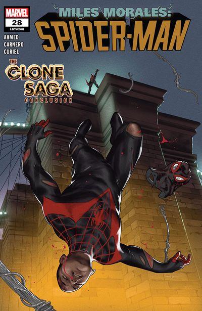 Miles Morales – Spider-Man #28 (2021)