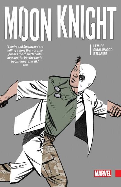 Moon Knight by Lemire & Smallwood (TPB) (2018)