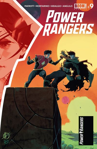 Power Rangers #9 (2021)