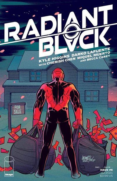 Radiant Black #6 (2021)