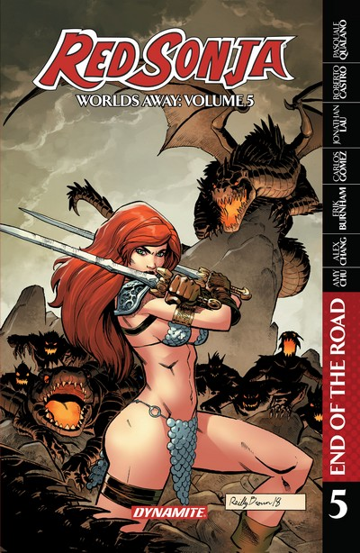 Red Sonja – Worlds Away Vol. 5 – End of the Road (TPB) (2021)