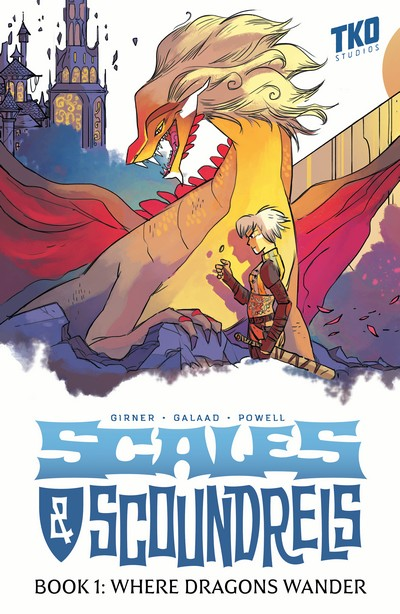 Scales and Scoundrels Definitive Edition Book 1 – Where Dragons Wander (2021)