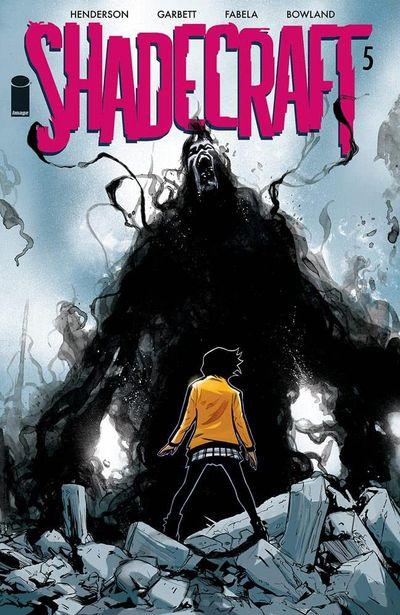 Shadecraft #5 (2021)
