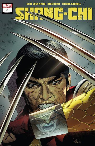 Shang-Chi #3 (2021)