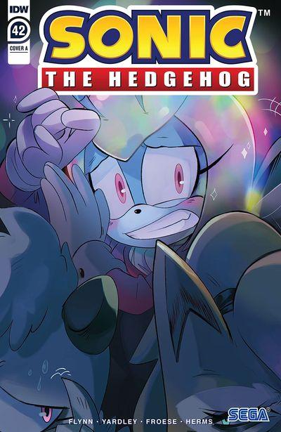 Sonic the Hedgehog #42 (2021)