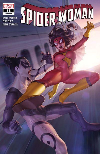Spider-Woman #13 (2021)
