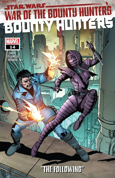 Star Wars – Bounty Hunters #14 (2021)