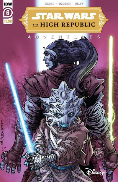 Star Wars – The High Republic Adventures #6 (2021)