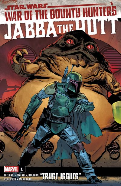 Star Wars – War Of The Bounty Hunters – Jabba The Hutt #1 (2021)