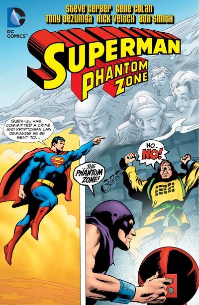 Superman – Phantom Zone (TPB) (2013)
