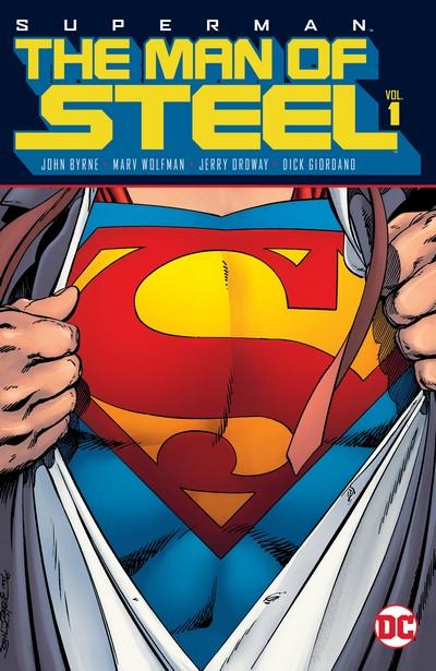 Superman – The Man of Steel Vol. 1 (TPB) (2020)