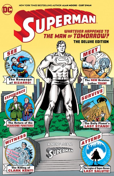 Superman – Whatever Happened to the Man of Tomorrow – The Deluxe Edition (2020 Edition)