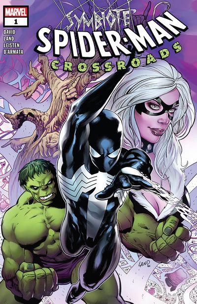 Symbiote Spider-Man – Crossroads #1 (2021)