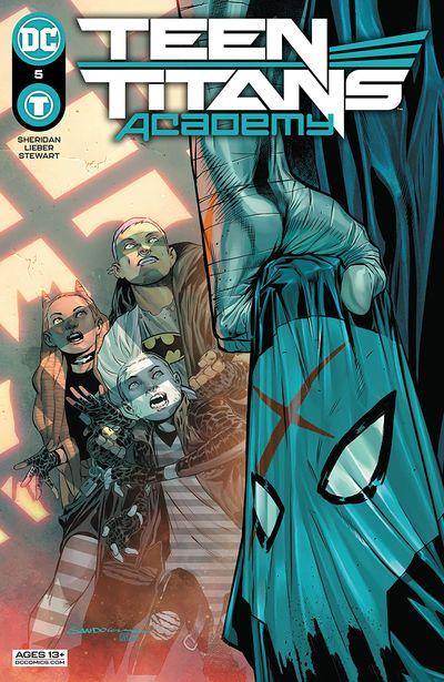 Teen Titans Academy #5 (2021)