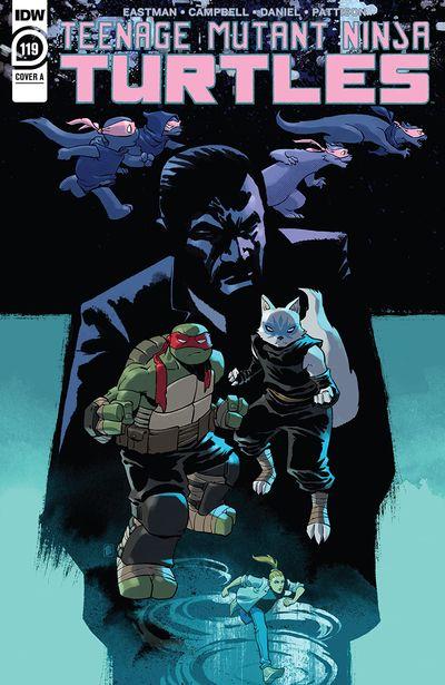 Teenage Mutant Ninja Turtles #119 (2021)