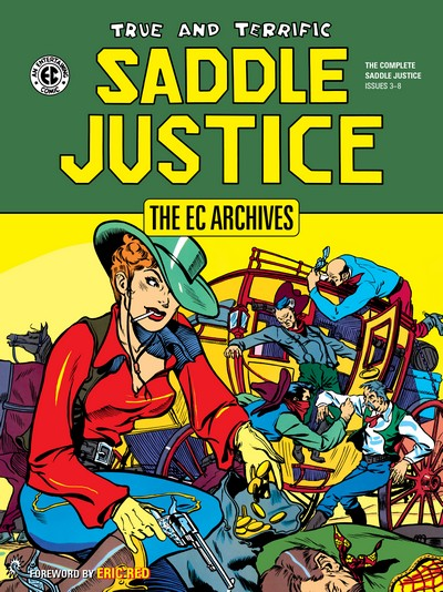 The EC Archives – Saddle Justice (2021)