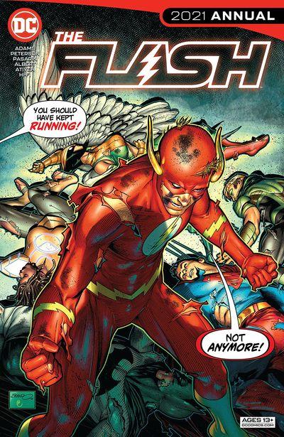 The Flash 2021 Annual #1 (2021)