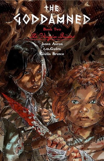 The Goddamned Vol. 2 – The Virgin Brides (TPB) (2021)