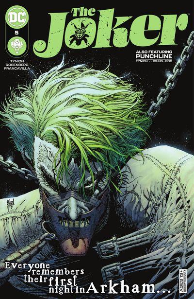 The Joker #5 (2021)