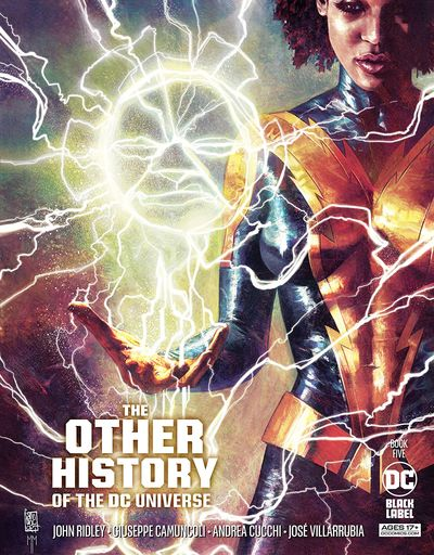 The Other History of the DC Universe #5 (2021)