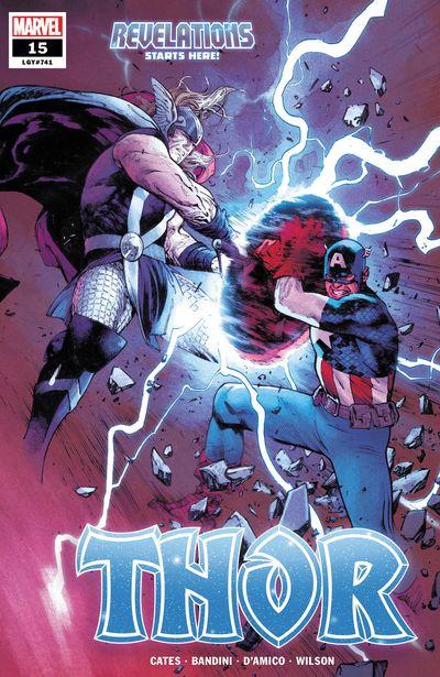 Thor #15 (2021)
