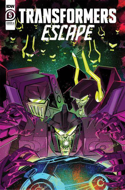 Transformers – Escape #5 (2021)