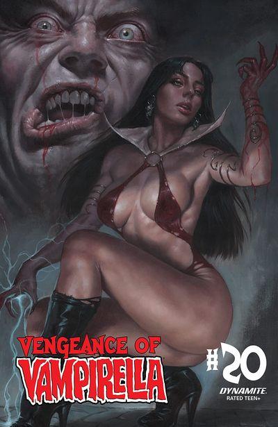 Vengeance of Vampirella #20 (2021)