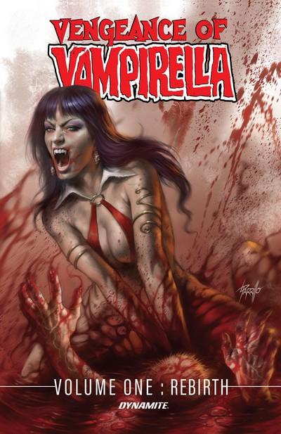 Vengeance of Vampirella Vol. 1 – Rebirth (TPB) (2021)
