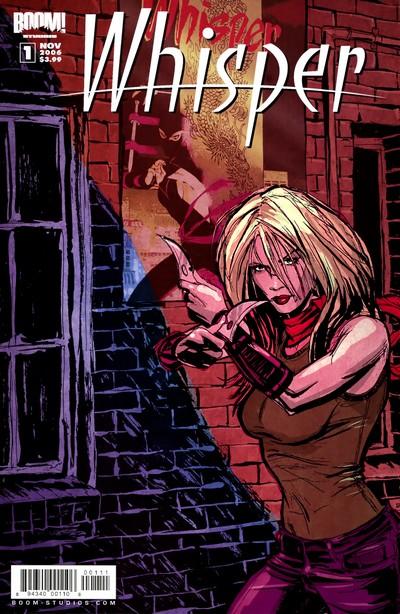 Whisper Vol. 3 #1 (2006)