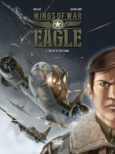 Wings of War Eagle #1 – 4 (2019-2021)
