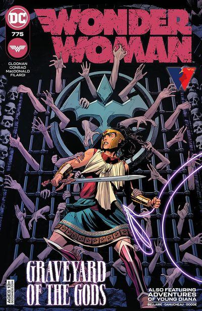 Wonder Woman #775 (2021)
