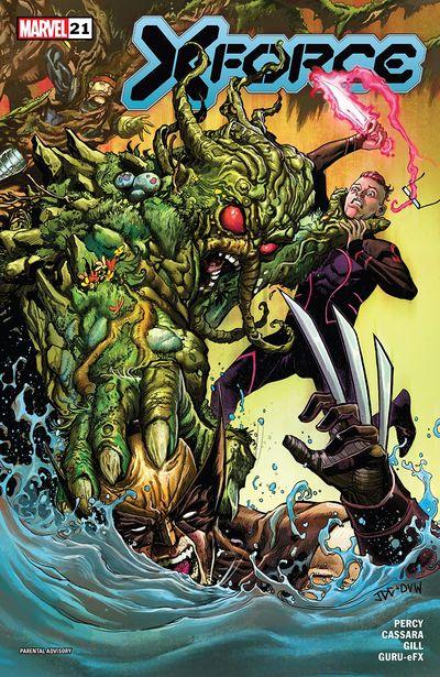 X-Force #21 (2021)