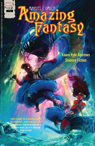 Amazing Fantasy #2 (2021)