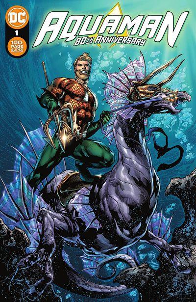 Aquaman 80th Anniversary 100-Page Super Spectacular #1 (2021)