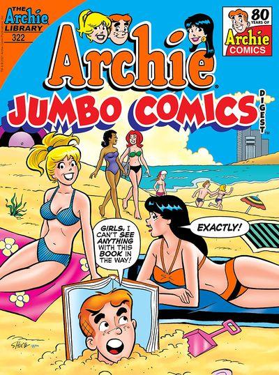 Archie Comics Double Digest #322 (2021)