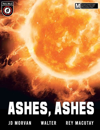 Ashes, Ashes #2 (2021)