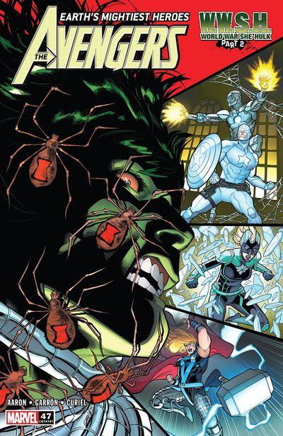 Avengers #47 (2021)