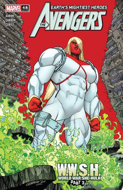 Avengers #48 (2021)