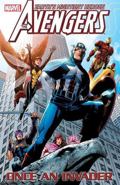 Avengers – Once An Invader (TPB) (2004)