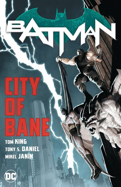 Batman – City of Bane – The Complete Collection (2020) (Omnibus)