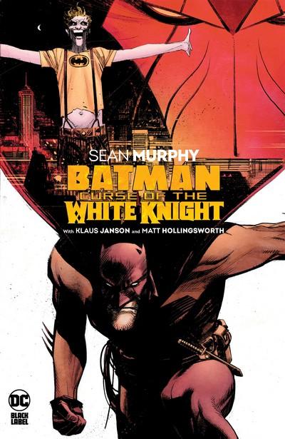 Batman – Curse of the White Knight (TPB) (2020)