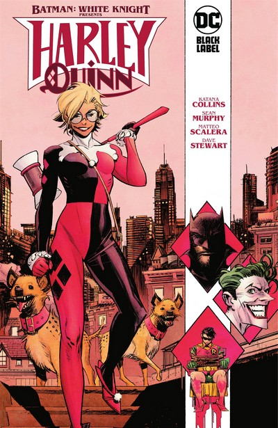 Batman – White Knight Presents – Harley Quinn (TPB) (2021)