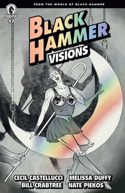 Black Hammer – Visions #7 (2021)