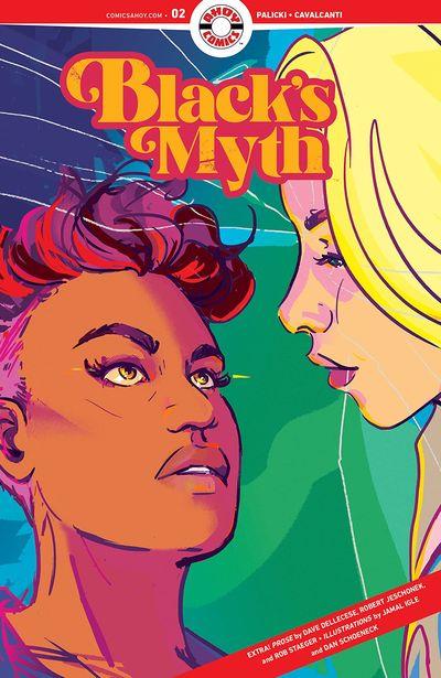 Black's Myth #2 (2021)