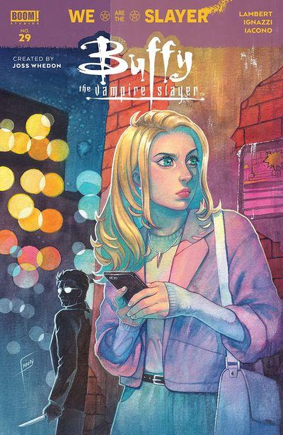 Buffy the Vampire Slayer #29 (2021)